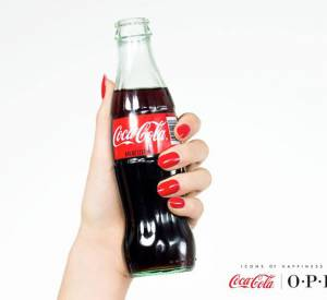 Le rouge vif de Coca Cola by O.P.I.
