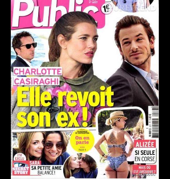 """Aurore, l'ex de Sara s'est confiée au magazine """"Public"""" vendredi sur leur histoire d'amour."""