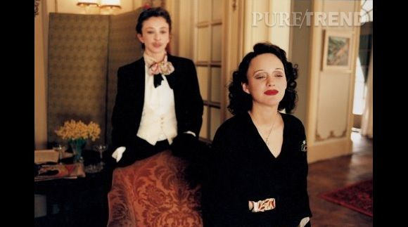 """Marion Cotillard dans """"La Môme"""" d'Olivier Dahan, une ressemblance saississante."""