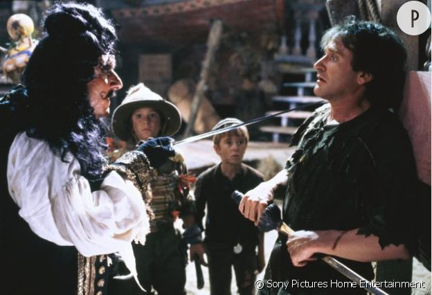 """""""Hook"""", sorti en 1991."""