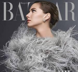Audrey Hepburn : sa petite-fille Emma en belle héritière pour Harper's Bazaar