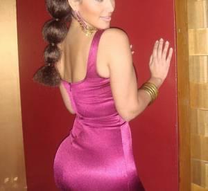 Kim Kardashian et son popotin star : il lui pique la vedette pour un selfie