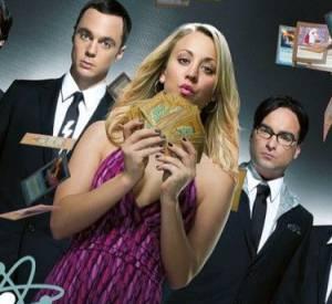 """Jim Parsons, Kaley Cuoco et Johnny Galecki de """"The Big Bang Theory"""" gagnent un million de dollars par épisode mais négocient tout de même avec leur maison de production afin d'être payés plus..."""