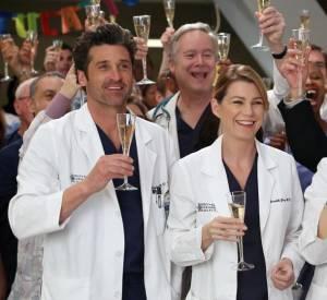 """Ellen Pompeo et Patrick Dempsey ont déjà signé pour deux autres saisons de """"Grey's Anatomy"""". A 350 000 dollars l'épisode, tu m'étonnes !"""