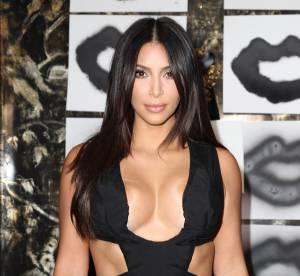 Kim Kardashian : alerte décolleté !