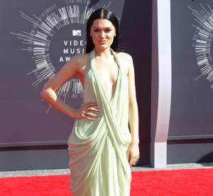 Jessie J aux MTV Video Music Awards 2014 à Inglewood.