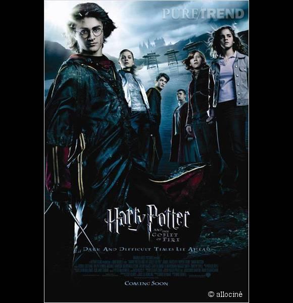 """""""Harry Potter et la coupe de feu"""", ce soir à 20h55 sur TF1."""