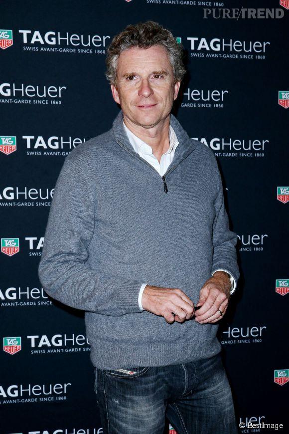 Denis Brogniart, l'aventurier le plus chic de TF1.