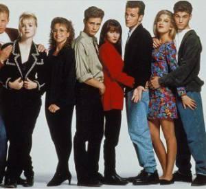 """""""Beverly Hills"""" a été la série culte des années 90."""