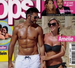 Amélie Neten est en couple avec Mister Suisse depuis quelques mois.