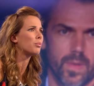 """Mélissa Theuriau face à Léa Salamé et Aymeric Caron dans """"On n'est pas couché"""" ce samedi 6 septembre 2014 sur France 2."""