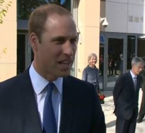 Le prince William donne des nouvelles de Kate Middleton.