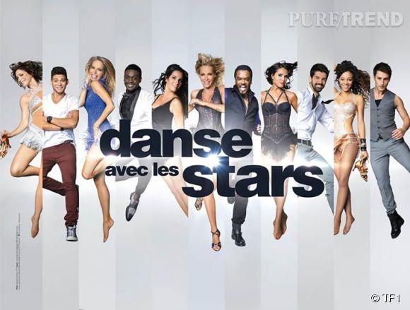 """La saison 5 de """"Danse avec les stars"""" débarque le 27 septembre sur  TF1 ."""