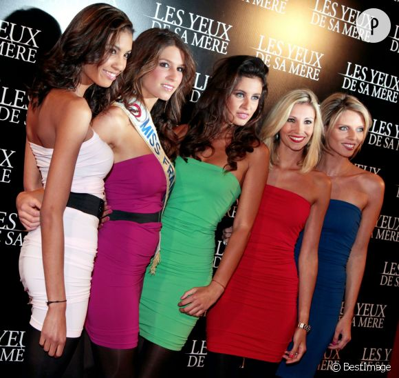 Quand les Miss France se lâchent...