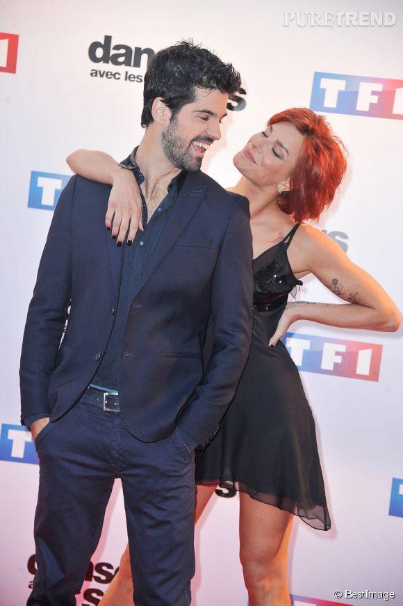 """Miguel Angel Munoz et Fauve Hautot, leur premier défi sera un tango torride pour la première de """"Danse avec les stars 5"""" sur TF1, dès le 27 septembre 2014."""