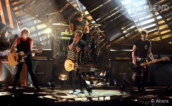 Les 5 Seconds of Summer décrochent cinq nominations aux MTV EMA 2014.