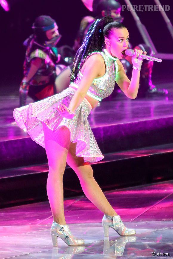 Katy Perry reportera-t-elle encore une fois le prix de la Meilleure artiste féminine aux MTV EMA ?
