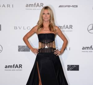 Heidi Klum : bombe atomique en robe fendue, elle sort son toy boy Vito