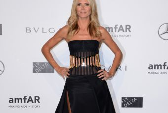 Heidi Klum : bombe atomique en robe fendue, elle sort son toy boy Vito