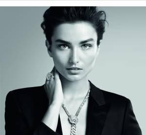 Andreea Diaconu dévoile Aria, l'élégance contemporaine selon De Beers