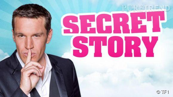 """Benjamin Castaldi le présentateur de """"Secret Story 8"""" sur TF1."""