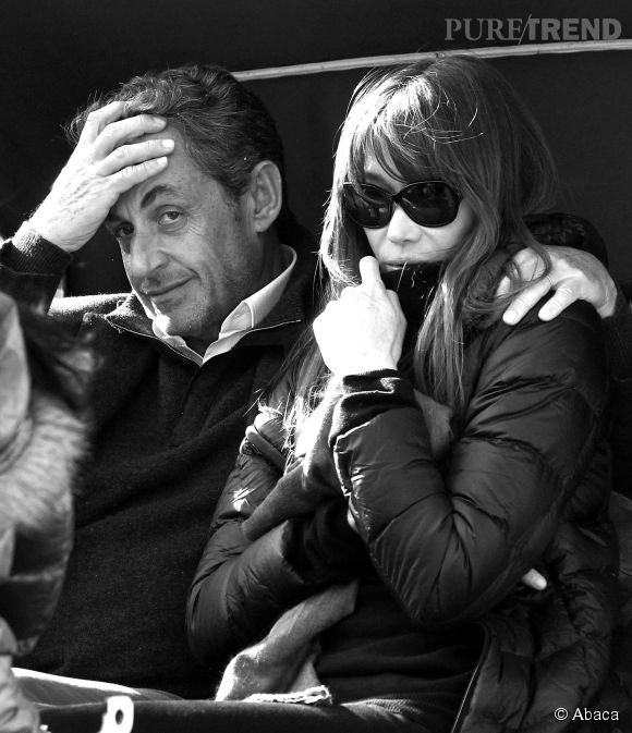Nicolas Sarkozy et Carla Bruni, un couple d'amis de Louis Bertignac !