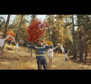 """""""Gust of wind"""", clip réalisé par Edgar Wright."""