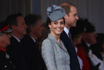 Kate Middleton : grand sourire et jupe qui vole, enfin le retour de la duchesse