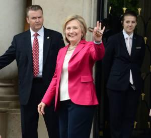 Hillary Clinton est désormais la star de la famille et côté style, elle assure. Au point d'être prête à être la première présidente des États-Unis ? Les paris sont ouverts.
