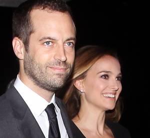 Natalie Portman, supportrice de charme pour Benjamin Millepied.
