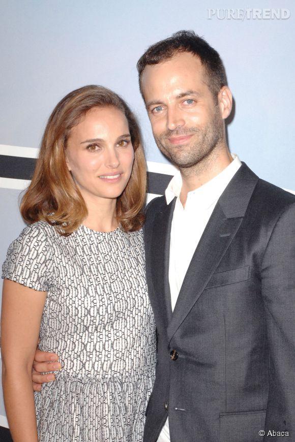 """Natalie Portman et Benjamin Millepied, duo chic et complice au """"L.A. Dance Project Benefit""""."""