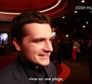 Paradise Lost : Josh Hutcherson et Benicio Del Toro en interview (vidéo)
