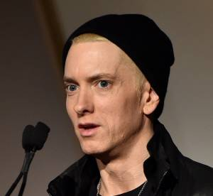 Eminem, le visage déformé : les ravages de la drogue ?