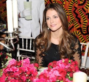 Madeleine de Suède : à la fois princesse et modeuse, au bras de Valentino