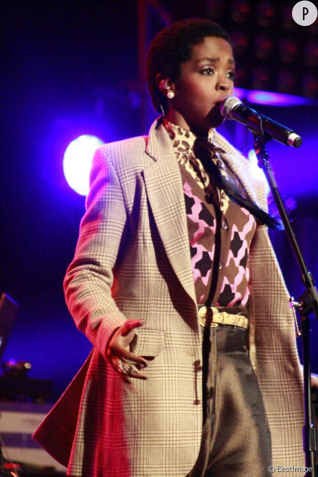 Lauryn Hill est sortie de prison et reprend sa carrière pour rembourser les millions de dollars qu'elle doit au fisc américain.