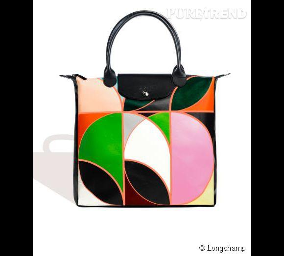 Collection Sarah Morris x Longchamp