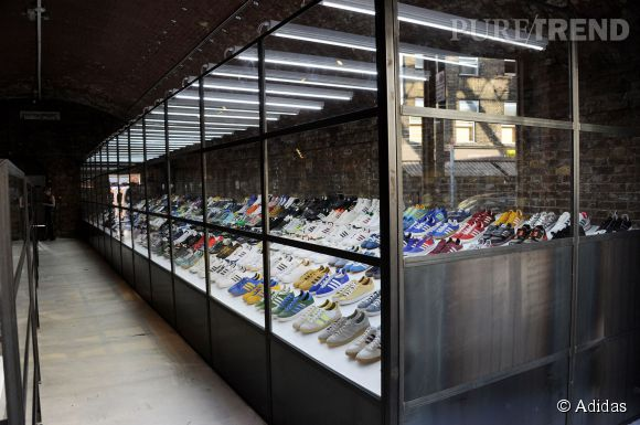 """A découvrir dès demain pour les amoureux des sneakers : l'expo """"Adidas Spezial"""" au concept-store N°42 à Paris !"""