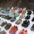 """L'expo """"Adidas Spezial"""" proposera de retracer l'histoire des baskets adidas via 500 paires exposées."""