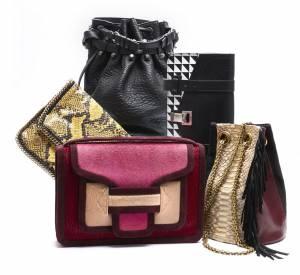 Cinq it-bags sont à gagner dans cette chasse aux trésors organisée par le site Videdressing.