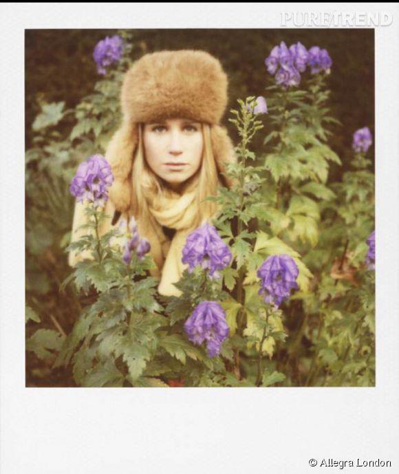 Chloé Points, la créatrice de la marque Allegra London.