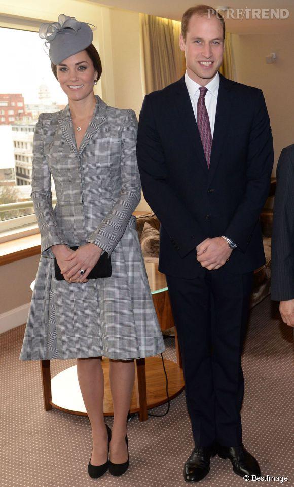 Kate Middleton et le prince William : pour leur visite à New York, même les journalistes doivent respecter un dress code !