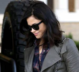 Jenna Dewan : rock, sexy et moulée, on copie le look !