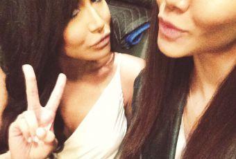 Naya Rivera : sa soeur Nickayla bien plus sexy qu'elle ?