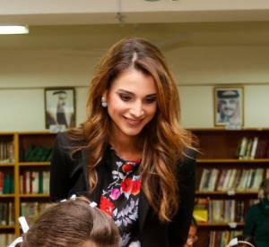 Rania de Jordanie : du glamour à revendre