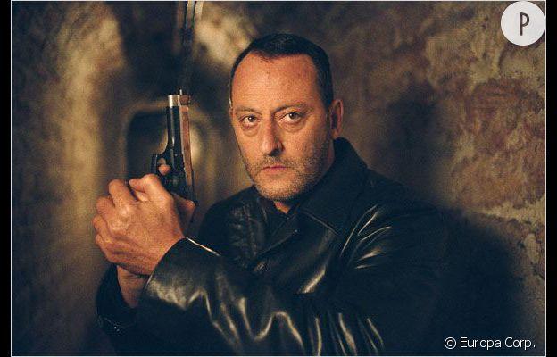 """Jean Reno est adepte des rôles de flic au cinéma. Ici dans """"Les rivières pourpres 2""""."""