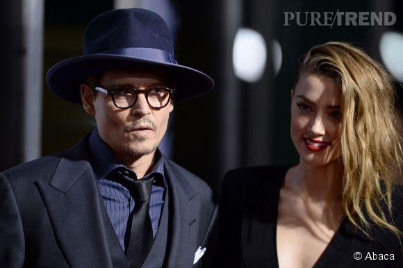 Johnny Depp et Amber Heard : rien ne va plus !