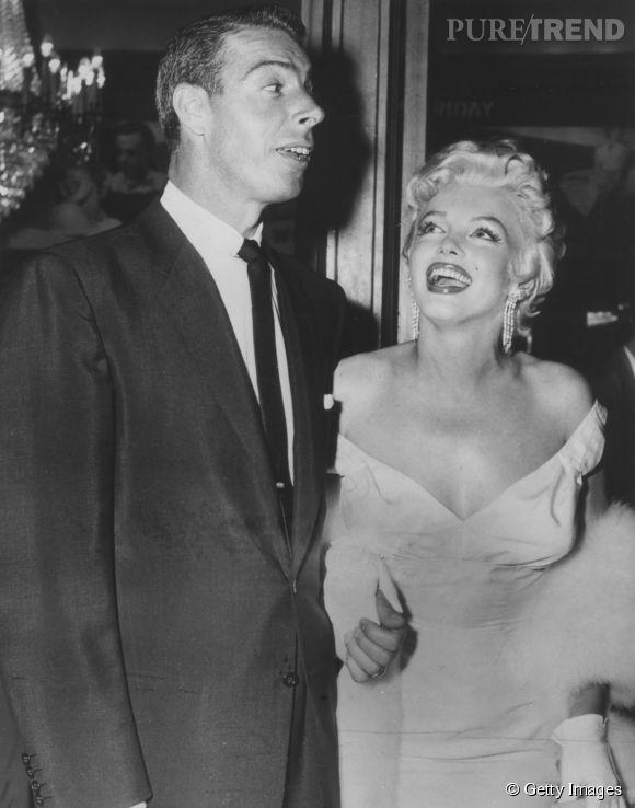 Lorsque Marilyn annonce à Joe qu'elle veut divorcer, il lui écrit une longue lettre, vendue ce week-end aux enchères, pour l'en dissuader.