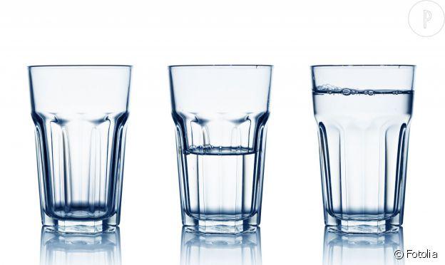 Oubliez le café, l'alcool, les sodas. L'eau, c'est la vie !