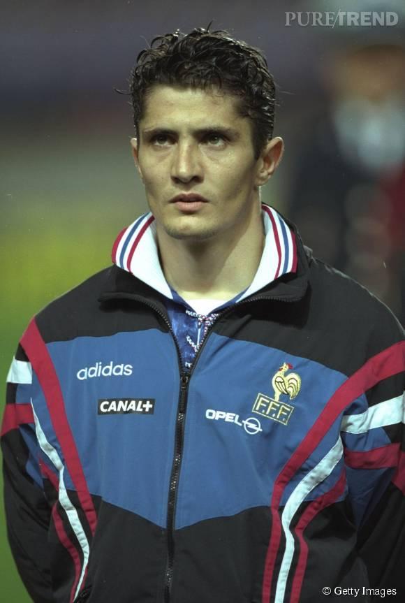1997 : Bixente est déjà en équipe de France.