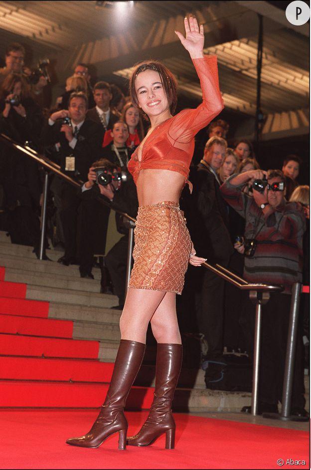 Alizée, NRJ Music Awards 2001